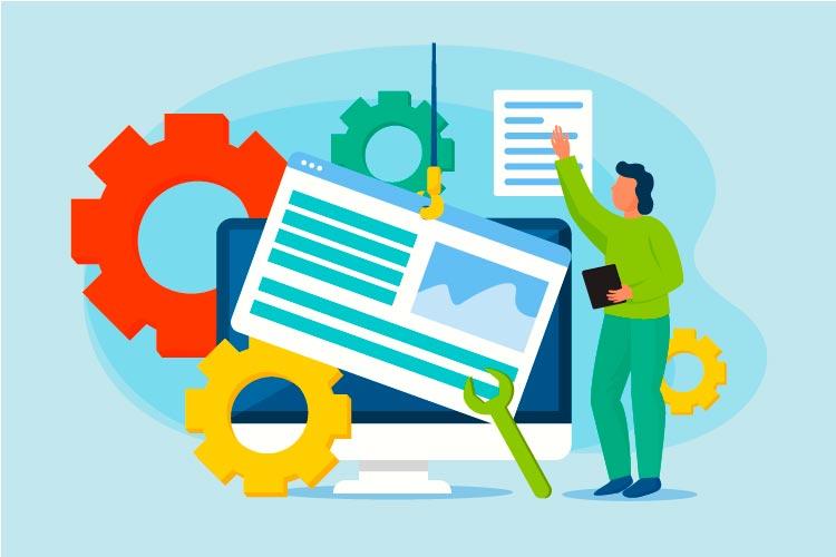 Website Maintenance Services - Elect