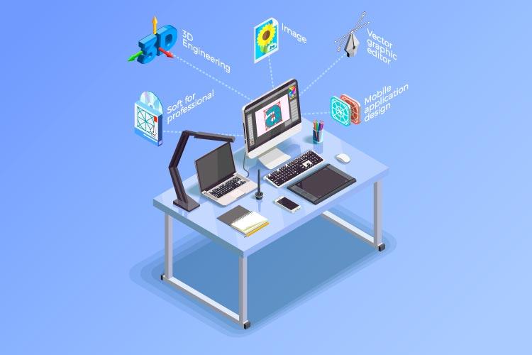Print Design Services - Elect
