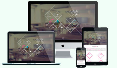 Web Agency Website Template - Elect