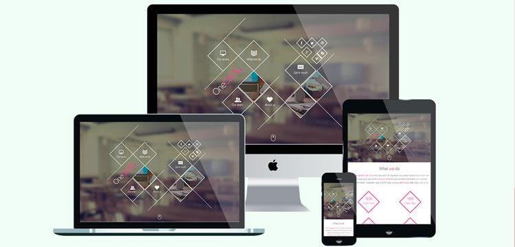 Web Agency Website Template - Elect